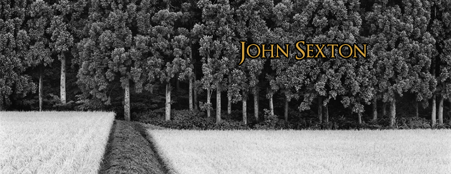 John Sexton - Master Of The Black-and-White Print