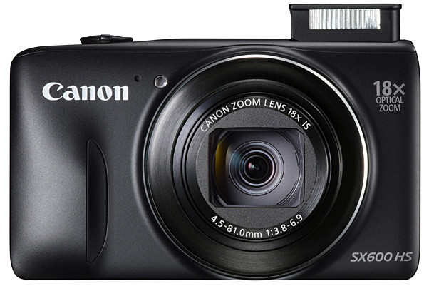 CanonSX600