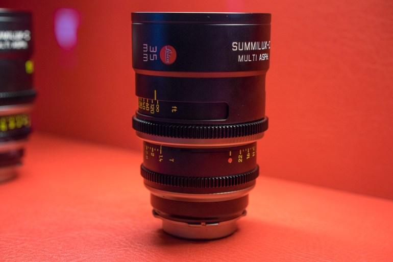 Leica Summilux-C 35mm