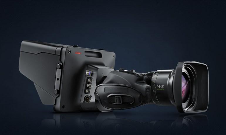 The BlackMagic Studio Camera