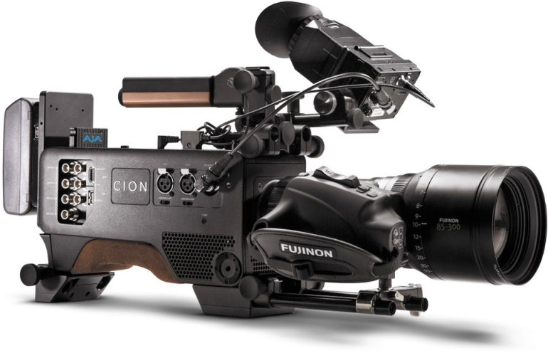 The New AJA 4k Cion.  A Whole Lot of Camera For Just A Few Dollars!