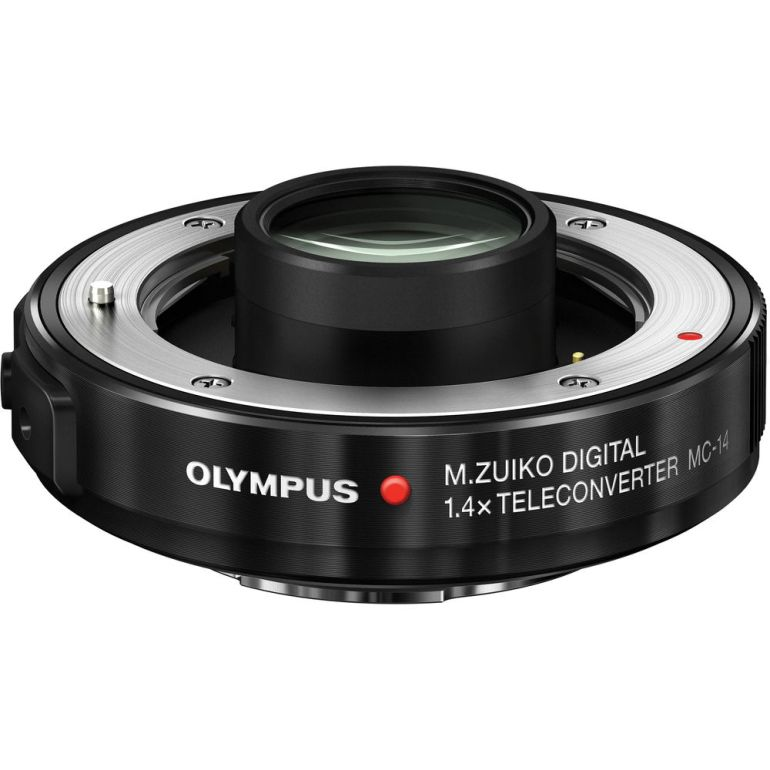 The Olympus M ZUIKO DIGITAL MC-14 1.4x Teleconverter