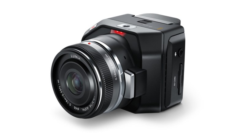 The Blackmagic Micro Cinema Camera Is Designed For Flight