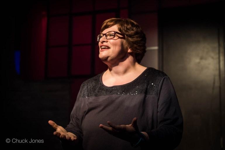 Visionary Writer/Director Nancy Hayden