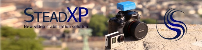 This could well prove to be the best video image stabilization system invented to date