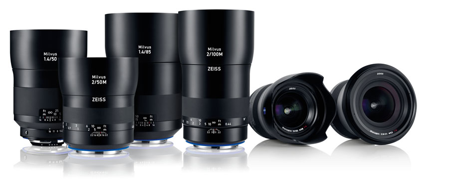 Carl Zeiss Introduces Milvus
