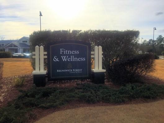 Brunswick Forest Clubhouse - Fitness & Wellness Center