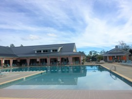 Brunswick Forest Outdoor Swimming Pool