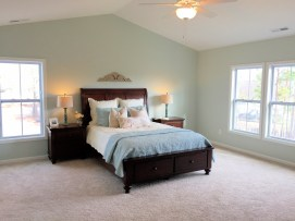 Clearwater Preserve Example Master Bedroom