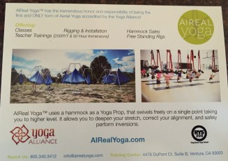 AIReal Yoga details
