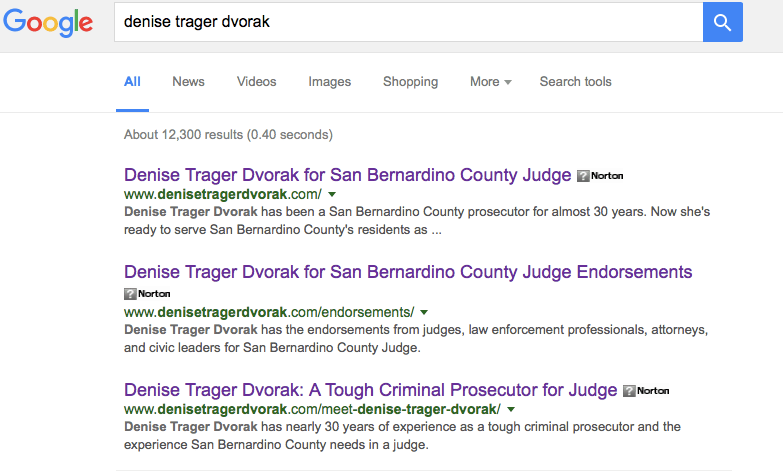 denise-trager-dvorak-google-search