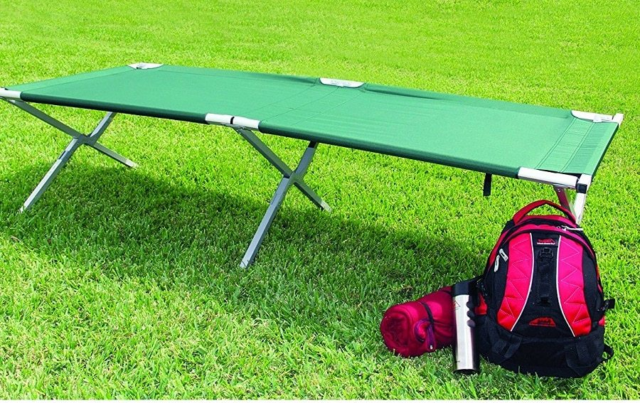 A Buyer's Guide To The Best Camping Cots