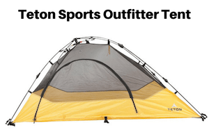 Teton Sports Outfitter Tent