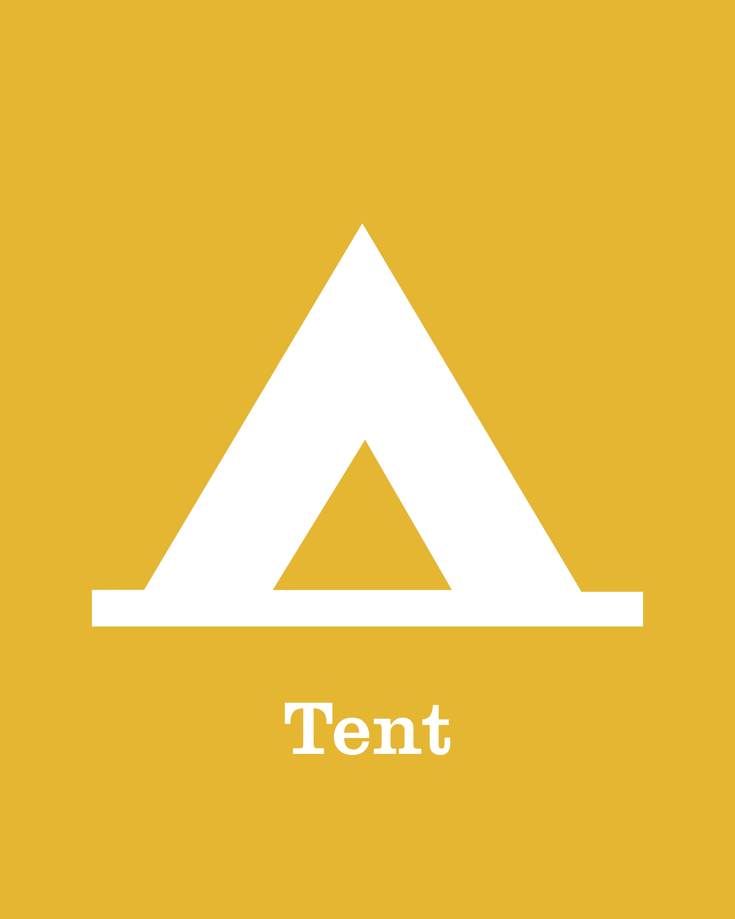 picture about Free Printable Camping Signs named Tenting Themed Nursery + Absolutely free Printables The Camp Gal