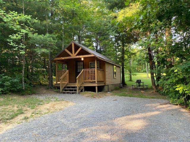 Campsite Cabin