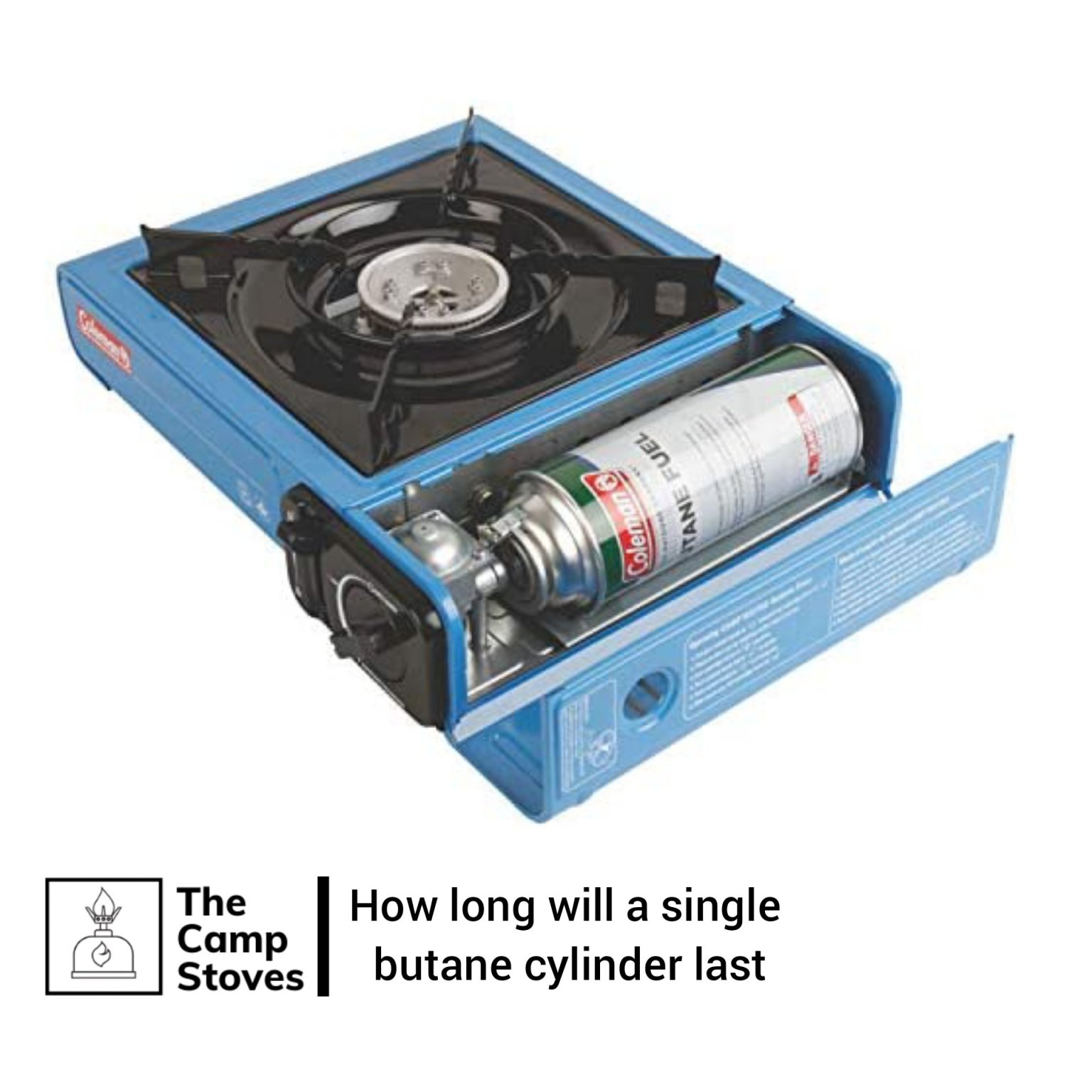 How long will a single butane cylinder last