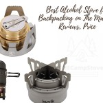Best Alcohol Stove for Backpacking on The Market, Reviews, Price