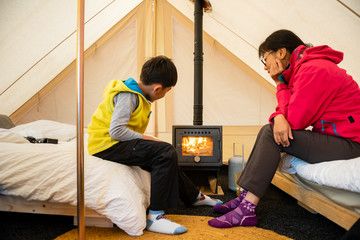 What is The Best Wood Stove for A Hot Tent?, 5 Top Pick Hot Tent Stove.