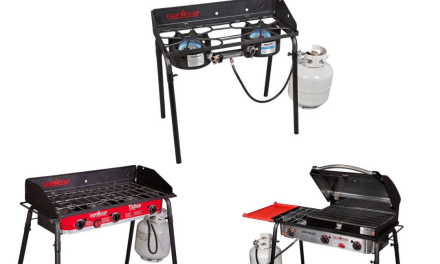 Which Camp Chef Stove is Best,  By Ranking