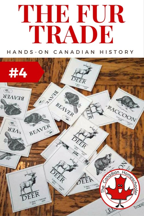 small resolution of Hands-On Canadian History: The Fur Trade Game