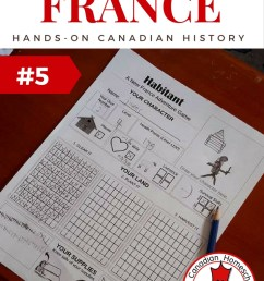 Hands On Canadian History: Habitant - a New France Game [ 1102 x 735 Pixel ]