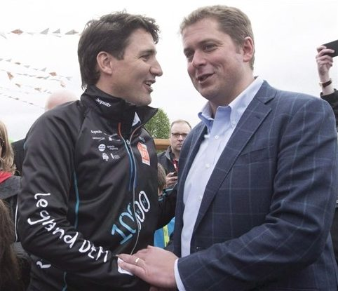 Trudeau, Scheer say next election campaign likely to be nastiest in Canada's history