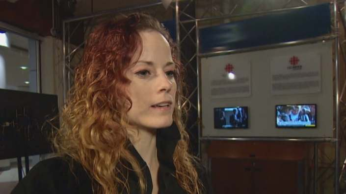 'This is not allowed here': Edmonton concertgoer told she can't kiss girlfriend