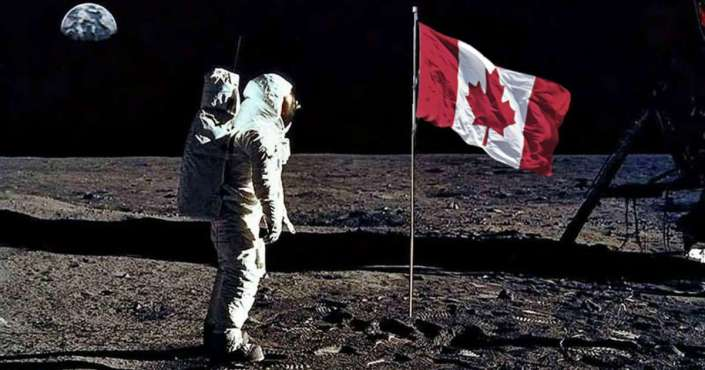 NASA Wants Canadian Astronauts On The Moon