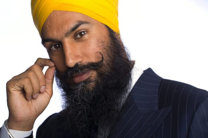 Jagmeet Singh Tries To Fire Up NDP Staffers As Party Becomes Irrelevant