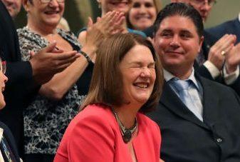 Jane Philpott resigns from Trudeau cabinet