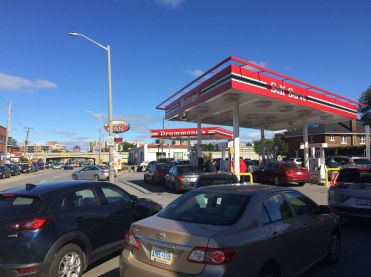 Congratulations, you saved $4: Why the pre-carbon tax fill-up rush was a colossal waste of time