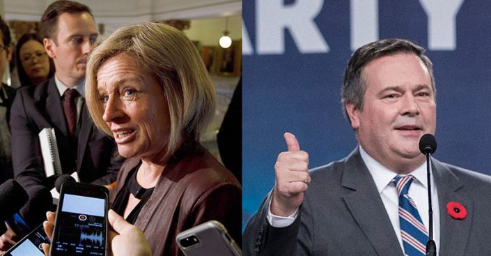 Notley's NDP gain steam, threaten United Conservatives as Alberta election looms: poll