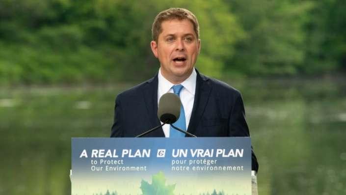 Conservatives unveil climate plan, claiming it offers 'best chance' to meet Paris targets but providing few details