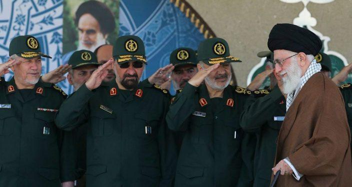 Trump Says U.S. Ship Downed Iranian Drone in Strait of Hormuz