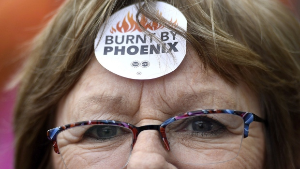 Lobby Wrap: Phoenix-replacement finalist lobbying federal decision-makers