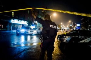 Weekend Of Violence: Number Of People Shot In Toronto Rises To 17