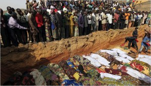 """""""WORLD TAKE NOTE!"""": Genocide of Christians in Nigeria"""
