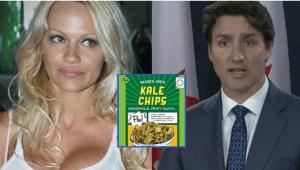 Pamela Anderson says Trudeau should serve prisoners 'vegan meals' to save money