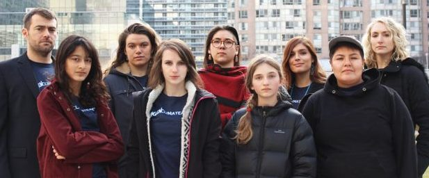 7 Young Climate Activists Sue Ford Government