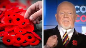 """Don Cherry talks about getting fired, Ron MacLean, and being """"a right-winger"""""""