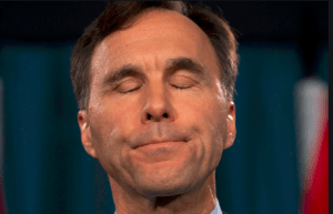 Bill Morneau Resigns