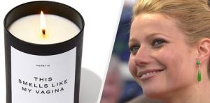Gwyneth Paltrow selling candle that 'smells like a vagina'
