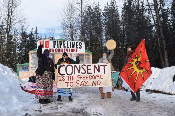 Minister, B.C. premier offer to meet with Indigenous leaders amid pipeline protests