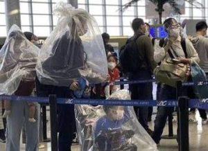 Coronavirus outbreak 'getting bigger', says WHO, warning of spread worldwide
