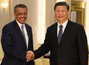 Call for the resignation of Tedros Adhanom Ghebreyesus, WHO Director General