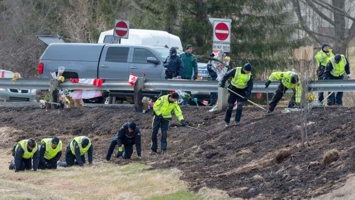 The Nova Scotia shooter case has hallmarks of an undercover operation