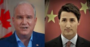 As O'Toole Denounces Destruction Of John A. Macdonald Monument, Trudeau Is Silent