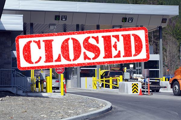 Justin Trudeau: Canada-US border will stay closed until America gets COVID-19 under control