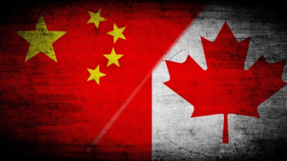 China Owns Canada