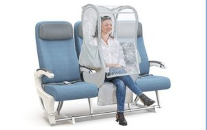 Company Offering 'Portable Pod' For Travelers Concerned About Catching COVID